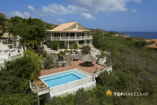 Villa met 'WAUW' uitzicht, Cas Abao