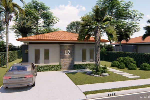 Luxe moderne villa's – Scherpenheuvel